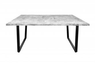 Jídelní stůl LOFT BETON 160 CM, II. jakost