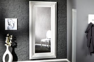 Zrcadlo RENAISSANCE WHITE 180/85-CM, II. jakost