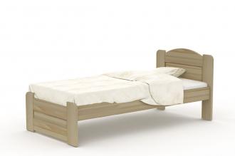 Buková postel LINDA 90×200