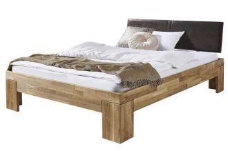 Dubová postel Iva 180×200
