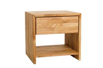 Noční stolek dubový