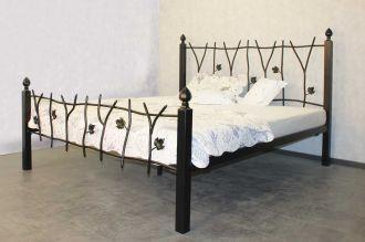 Kovaná postel Klaudie 180×200