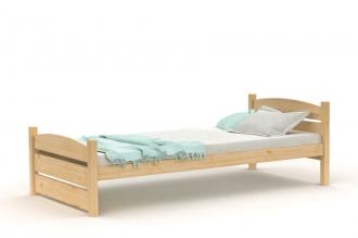 Borovicová postel 90×200