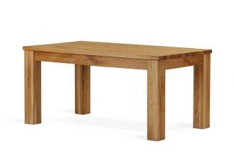 Jídelní stůl KÁJ 140/210×90 rozkládací dubový