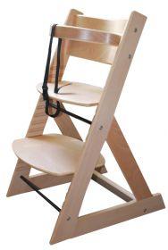 Židle dětská rostoucí MAGDALÉNKA buková