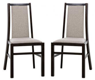 Jídelní čalouněná židle VOLANO 111 (2ks) wenge