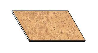 Kuchyňská pracovní deska 30 cm korek