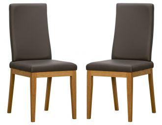 Jídelní čalouněná židle DEGO (2ks) Novel výběr barev