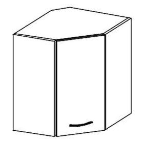 WRP horní rohová skříňka KARMEN levá