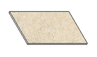 Kuchyňská pracovní deska 60 cm písek