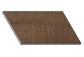 Kuchyňská pracovní deska 90 cm dub balara