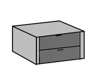 Vnitřní zásuvky 961 do skříně šířka 90 cm
