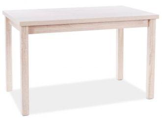 Jídelní stůl ADAM 120x68 dub sonoma