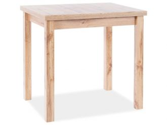 Jídelní stůl ADAM 90x65 dub wotan