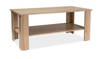Konferenční stolek ARIEL dub sonoma