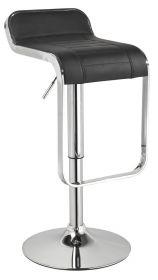 Barová židle KROKUS C-621 černá