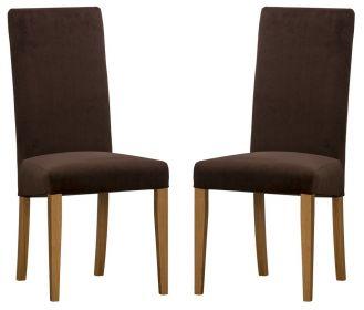 Jídelní čalouněná židle LUCERA (2ks) Carabu výběr barev