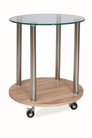Konferenční/odkládací stolek CARLA