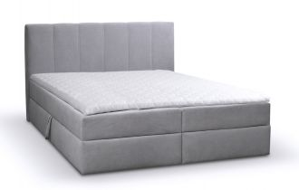 Čalouněná postel s ÚP EVENA 160 MONO 244