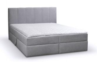 Čalouněná postel s ÚP EVENA 180 MONO 244