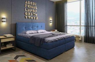 Čalouněná postel s ÚP SIVARA 160 výběr látek