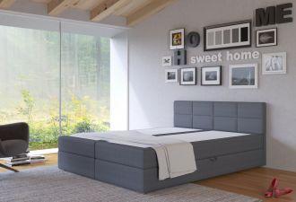 Postel s matrací s ÚP TISA 160x200cm (PURI96)