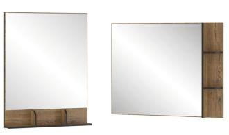Zrcadlo VERONIKA april/wenge