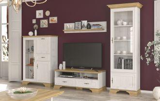 Sestava IRIS barva barva borovice andersen/zlatý dub