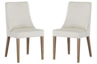 Jídelní čalouněná židle FARINI (2ks) Cayenne výběr barev