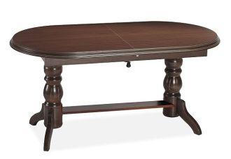 Jídelní/konferenční stůl DANIEL rozkládací barva ořech
