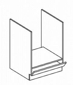 DK60 skříňka na vestavnou troubu MERLIN