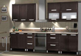 Kuchyně EKRAN New 260 wenge