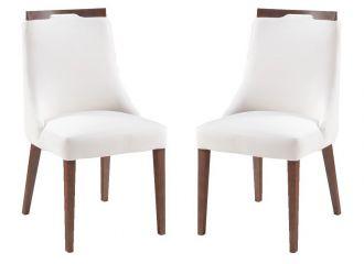 Jídelní čalouněná židle ZITA (2ks) Cayenne výběr barev