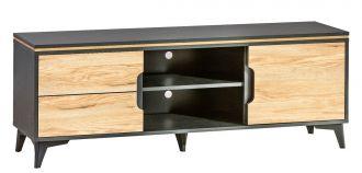 Televizní stolek PAGINO 8 fresco/jasan