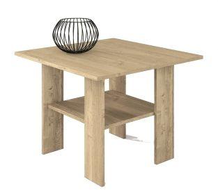 Konferenční/odkládací stolek AGA H50 dub sonoma