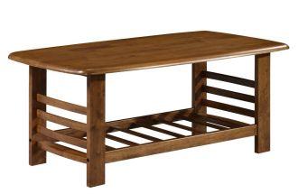 Konferenční stolek HOOD 2 dub hnědý