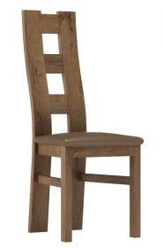 Čalouněná židle I dub lefkas/Victoria 31