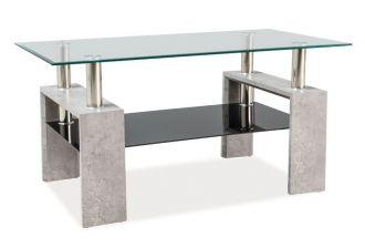 Konferenční stolek LISA II beton