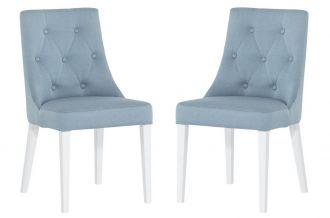Jídelní čalouněná židle MEDE (2ks) Carabu výběr barev