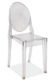 Židle MARTIN transparent II