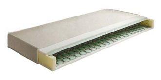 DOLMAR pružinová matrace 180x200 cm