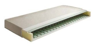 DOLMAR pružinová matrace 90x195 cm