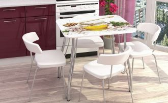 Jídelní stůl HONEY s potiskem