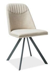 Jídelní čalouněná židle MILTON béžová