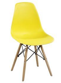 Jídelní židle MODENA II žlutá