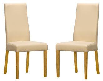 Jídelní čalouněná židle LUCERA (2ks) Novel výběr barev