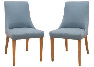 Jídelní čalouněná židle FARINI (2ks) Novel výběr barev