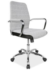 Kancelářská židle Q-M3 šedá