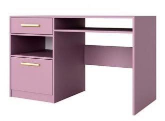 Pracovní stůl BASILIO fialová