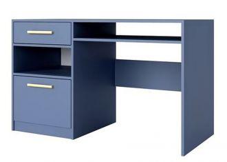 Pracovní stůl BASILIO modrá